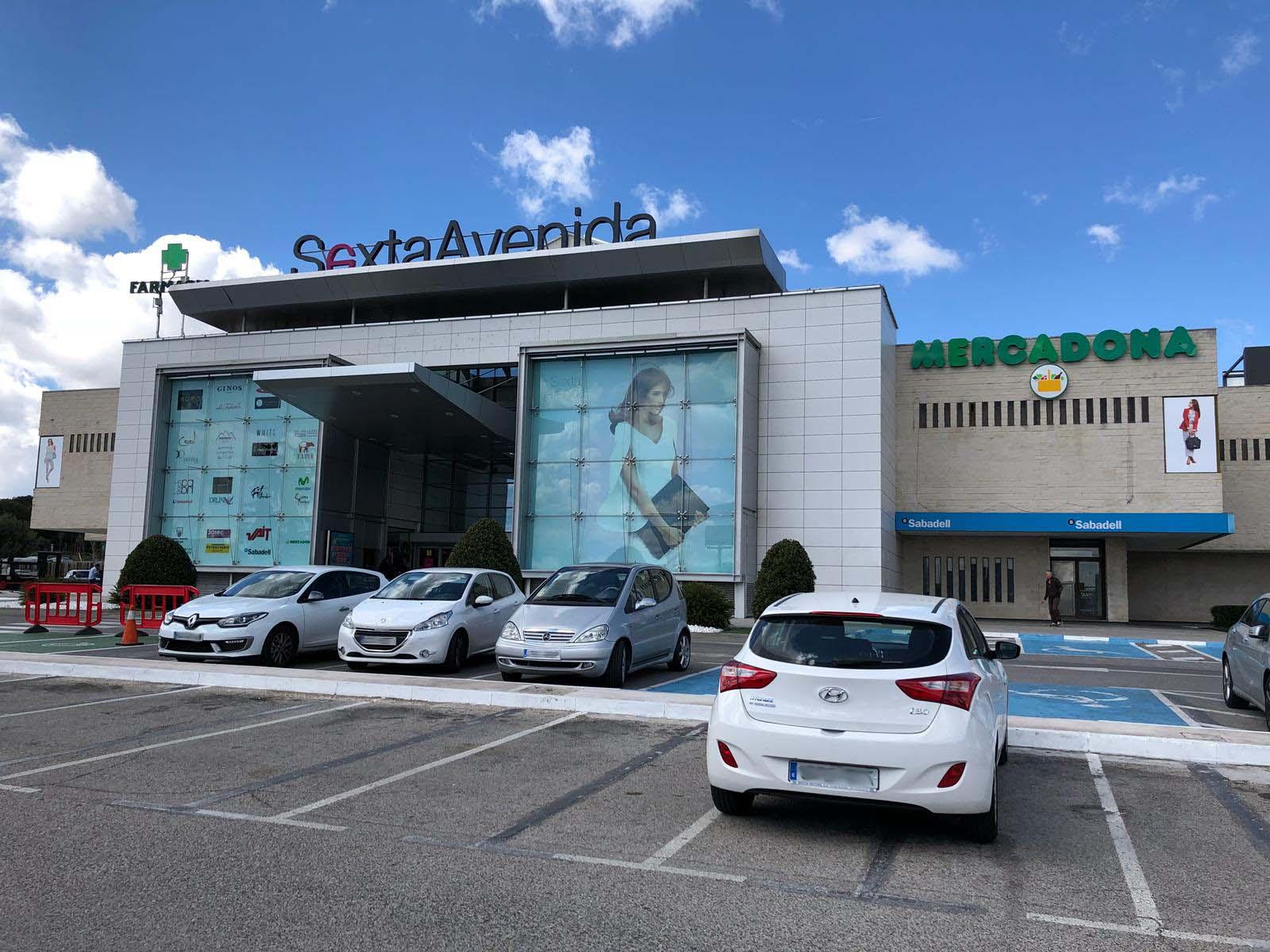 ARPV Arquitectura | Centro Comercial Sexta Avenida